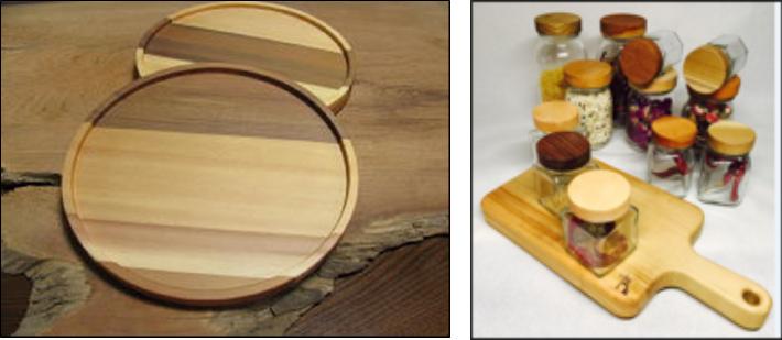 廃棄される地元材を活用した木製キャップの販路開拓支援|早川木工所_メイン画像