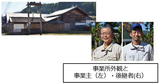 木曽桧専門製材業者の新規部門販路開拓支援 (有)丸サ熊澤製材所