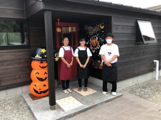 加子母に新しくカフェがオープンしました