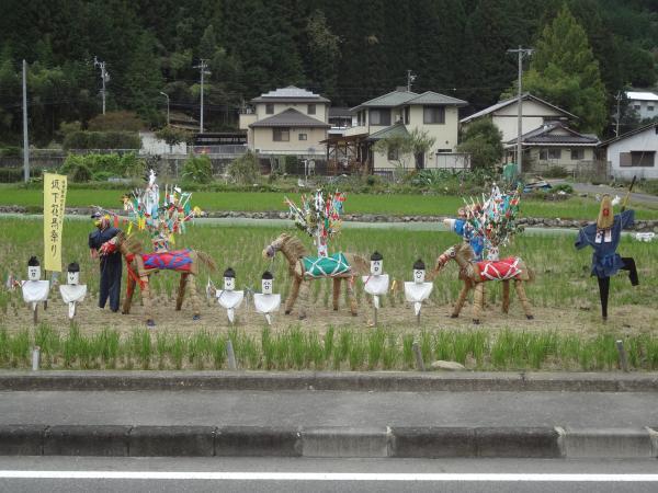 坂下花馬祭り2014