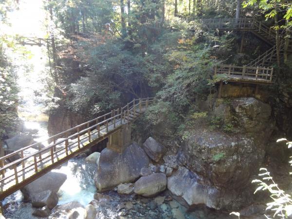 夕森公園の橋①